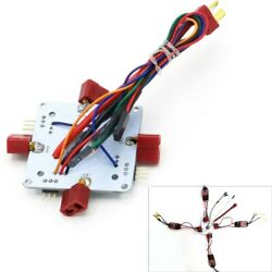 5pcs lot Quadcopter ESC Power Distribution Board PDB Soldered For RC Quadcopter $31.99