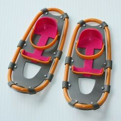American Girl Of Year 2009 Chrissa Maxwell Snow Gear Snowshoes for Doll Only $9.99