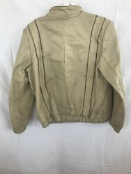 Vintage Opera Leather Jacket $40.00