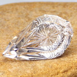 DANBURITE-MEXICO 25.65Ct CLARITY VS1-FACETED IN THE USA-INVESTMENT GRADE-VIDEO $1,162.00