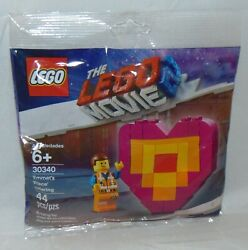 New 2019 Lego The Lego Movie 2 Emmets Piece Offering Set 30340 Sealed $8.97