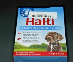 Halti OptiFit Headcollar for Dogs Size Large To Stop Pulling  $16.99
