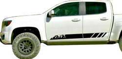 Decal Sticker Stripe Kit for Chevrolet Colorado mountains off road 4x4 rack roof $44.99