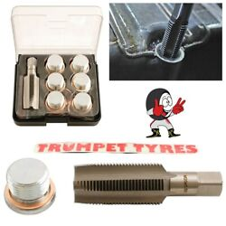 Oil Sump Repair Kit M20 x 1.5 Tap  6 Drain Plugs  12 Copper Washers  5229 $53.34