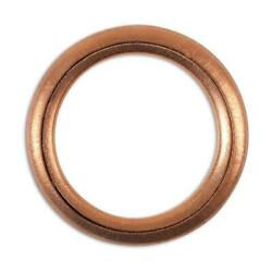 10X Sump Plug Crushable Washers 14mm x 20mm x 2mm Suits Kit 32740 Connect 36798 $10.95