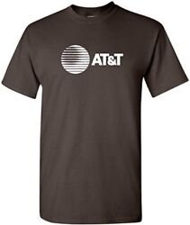 ATamp;T T shirt 80s Vintage LOGO Funny COOL GEEK Phone TEE $14.99