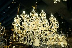 Chandelier lighting Crystal Maria Theresa Chandelier French design  $1,130.00