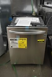 LG LDT5678ST 24 Stainless Fully Integrated Dishwasher NOB #51200 HRT $459.00