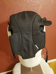 Evenflo Infant Baby Front Carrier Black 7 26 lbs $12.99