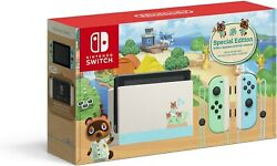 Nintendo Switch Animal Crossing: New Horizon Special Edition Console BRAND NEW $590.00