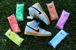 Official Nike Everyday Socks - Solid Color Socks Dri fit Dye Bold Dyed Colored $9.99