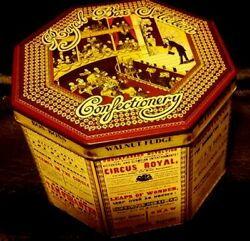 Royal Box Selection Confectionery Tin $5.50
