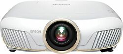 Epson Home Cinema Projector 5050ub 4K PRO-UHD 3-Chip Projector HDR - NEW Sealed