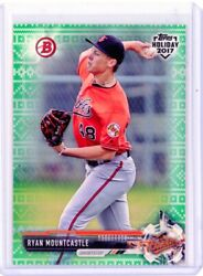 2017 Topps Holiday Bowman Green Holiday Sweater Prospect #TH-RM Orioles 7699 RC $5.99