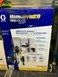 Graco Electric Airless Cart Paint Sprayer Gun Magnum ProX19 17G180 New pro x19 $510.00