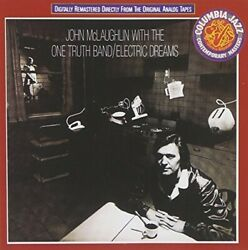 John & One Truth Band Mclaughlin - Electric Dreams (CD Used Very Good)