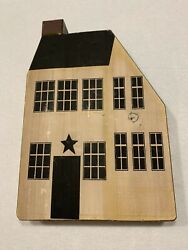 WOODEN HOUSE COUNTRY DECOR $13.90