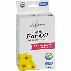 WALLY#x27;S NATURAL PRODUCTS EAR OILOG2 1 FZ EA 1 $10.65