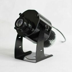 US 40W LED Welcome Logo Ad Projector Lights DJ Shop Show Zoom Advertising Lamps $208.68