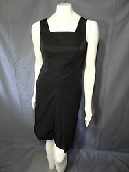The Limited solid casual black sleeveless little dress size 12 $15.99
