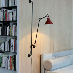 Cantilever Swing Wall Lamp Living Room Bar Bedside Wall Light Sconce $435.00