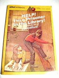 HELP! I'M A PRISONER IN LIBRARY By Eth Clifford *Excellent Condition* $20.95