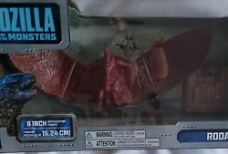 Godzilla King of the monsters osprey helicopter amp; destructible city included $8.00