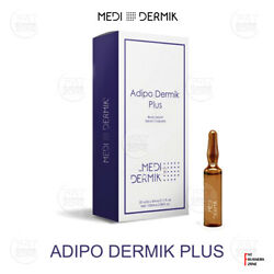 MESOTHERAPY ADIPO DERMIK PLUS COCKTAIL L CARNITINE PHOSPHATIDYCHOLINE FAT BURNER $191.00