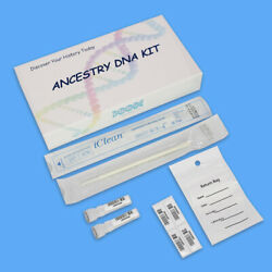 Ancestry DNA Kit Genetic Test Collection Kit  $19.99