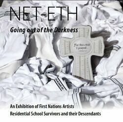 NET ETH: GOING OUT OF DARKNESS By Tarah Hogue *Excellent Condition* $27.95