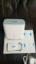 Anker eufycam 1 camera system with 2 door sensors and homebase face recognition  $215.00