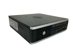 HP Compaq Elite 8300 USDT Intel Core i3-2120 3.30GHz 4GB RAM No HDD No OS NO PS $30.59