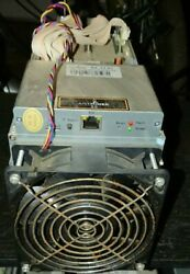 BITMAIN ANTMINER S9 BITCOIN MINER 13.5 TH s FOR PARTS ONLY $69.00