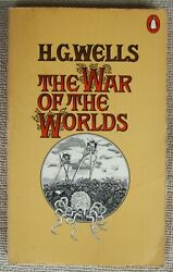 The War of the Worlds by H.G. Wells PB Penguin UK 1974 $9.07