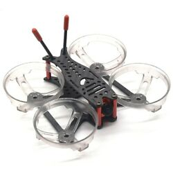 Flyfor 100mm Frame Kit 2 inch Mini Drone Frame with Prop Guard Compatiable with $36.99