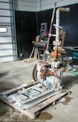 Used Ingersoll Rand 15TX 15 HP Reciprocating Compressor #56551 $500.00