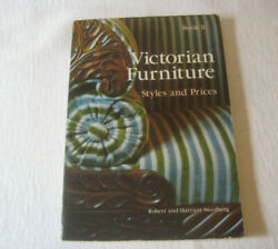 Victorian Furniture Book II antique styles prices photos vtg 1981 Swedberg 08706 $14.77