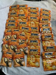 Lot Of Hothands Hand & Toe Warmers- 23 Pairs Of Hand - 8 Pairs Of Toe Warmers $19.99