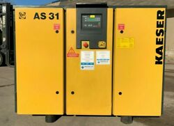 25Hp Air Compressor Kaeser Screw Compressor #1333