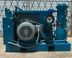 50Hp Air Compressor Quincy Screw Compressor #1350