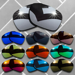 Anti Scratch Replacement lenses for Oakley Holbrook Metal OO4123 Choices $9.59
