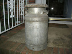 Antique Milk Can from Queensboro NY $125.00