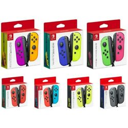 Nintendo Joy-Con (L/R) Wireless Controller for Switch $104.95