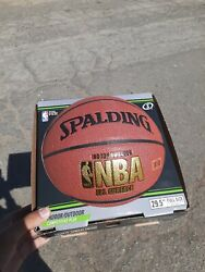 Spalding Basketball Official Size 29.5quot; Brown $20.00
