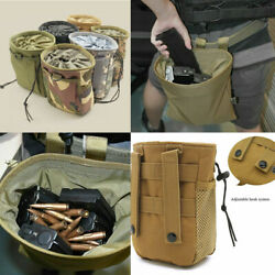 Tactical Equipment Recycling Bag Foldable Waterproof Bag Outdoor Sport Products $7.99