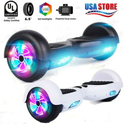 Hoverboard Self Balancing Scooter Board  Electric Scooters no BAG bluetooth US $110.99