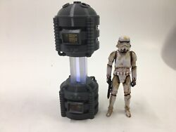 CUSTOM SCI FI POWER UNIT W LIGHT for STAR WARS GI JOE DIORAMA 3 3 4 figures $19.99
