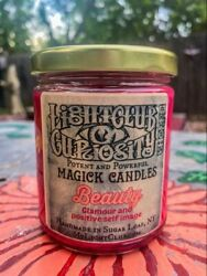 Beauty Spell Candle for Glamour amp; Positive Self Image $22.00