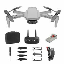 WIFI Drone Equipped With Wide-Angle HD 4K Camera High-Hold Mode Foldable Arm $49.00