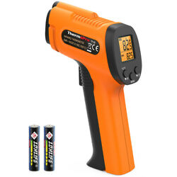 ThermoPro Digital LCD Non-Contact Infrared Thermometer Laser Thermometer °F°C $30.99